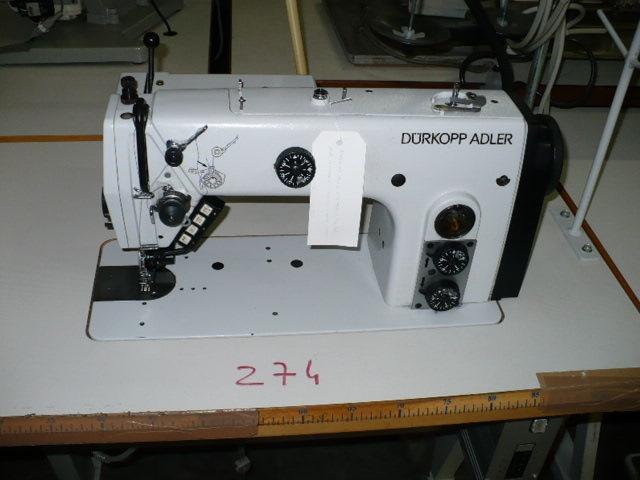 Máquina Durkopp adler 274 puller